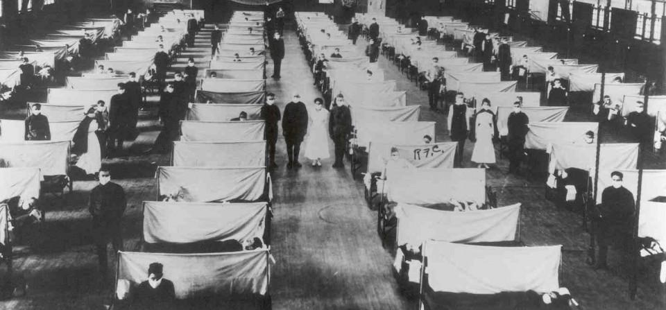 Pandemie grypy w XX wieku – część II